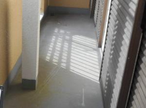 <p>ベランダは、塗膜が薄くなっているため防水機能を戻すことをお勧めします。
