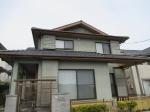 <p>スキン壁の素敵な和風つくりのお家を、現場調査してまいりました。