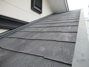 <p>屋根は色褪せが出てきています。